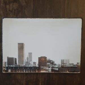 Other - Vintage Tulsa Photo Print